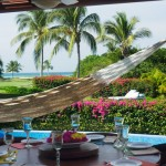 Hammock and Exterior Dining