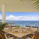 Hacienda de Mita, Punta Mita Penthouse Exterior Dining