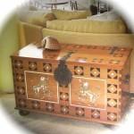 Otomi Indian trunk