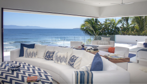 Master sofa to exterior